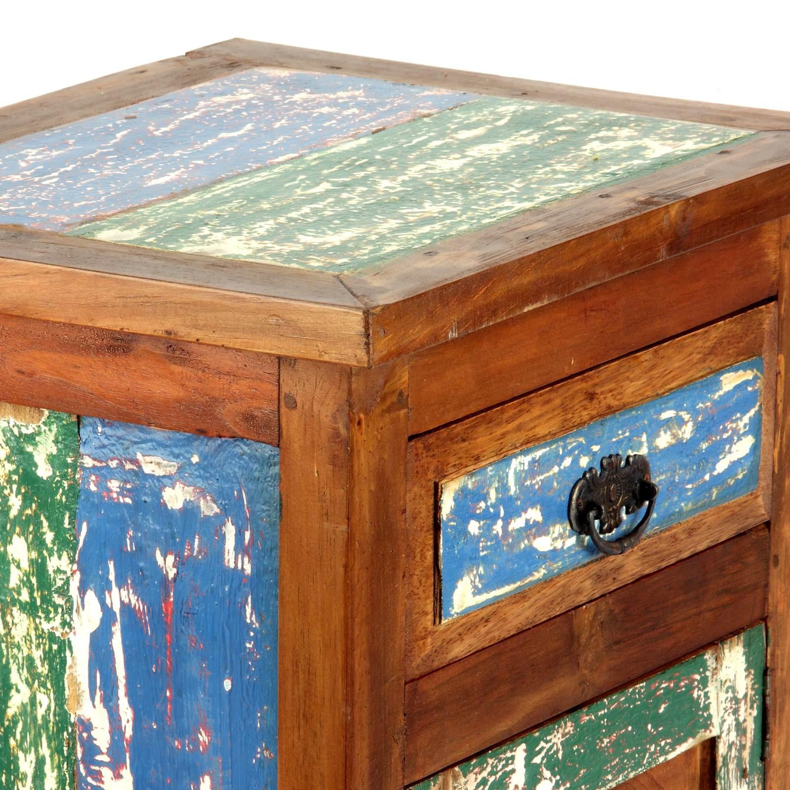 schr nkchen aus bootsholz 60 cm 118824. Black Bedroom Furniture Sets. Home Design Ideas